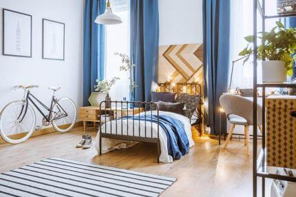 Children's bedrooms: a place for play and study